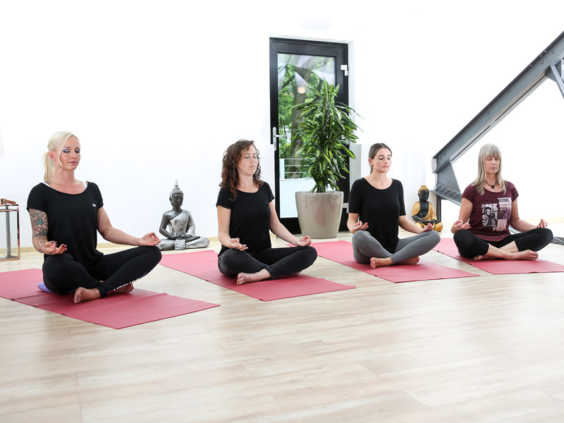 Meditation mit dem YOGA Coach